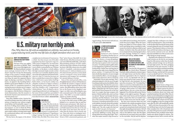 Article Preview: U.S. military run horribly amok, April 2012 | Maclean's