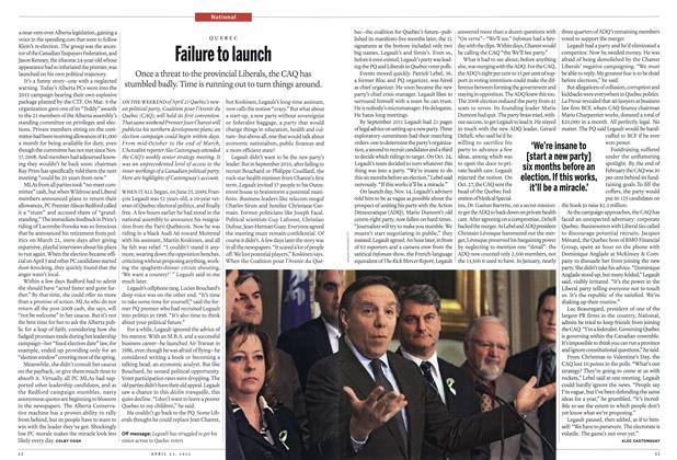 Article Preview: Failure to launch, April 2012   Maclean's