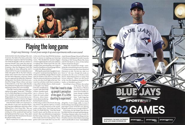 Article Preview: Playing the long game, April 2012 | Maclean's