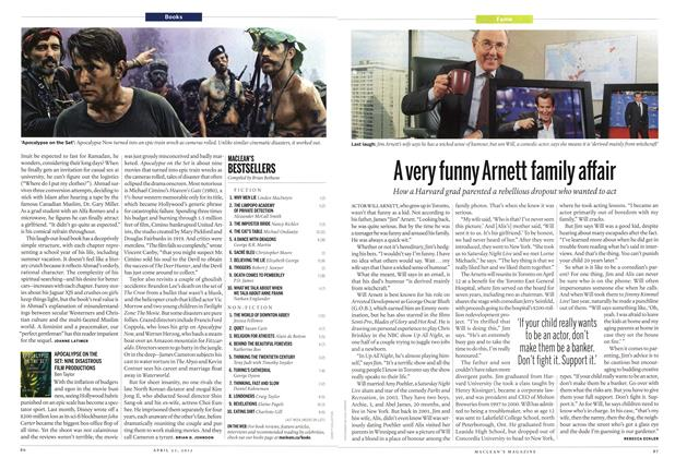 Article Preview: APOCALYPSE ON THE SET: NINE DISASTROUS FILM PRODUCTIONS Ben Taylor, April 2012 | Maclean's