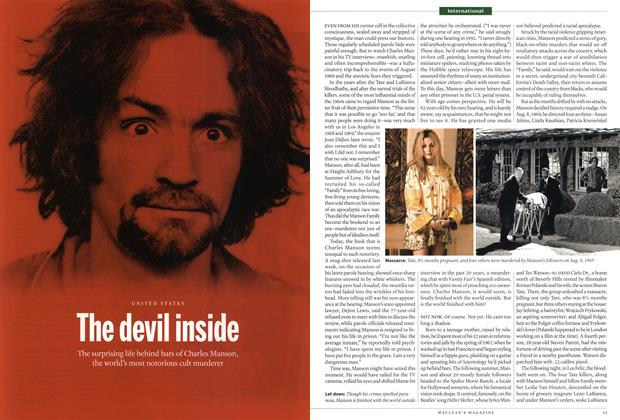 Article Preview: The devil inside, April 2012 | Maclean's