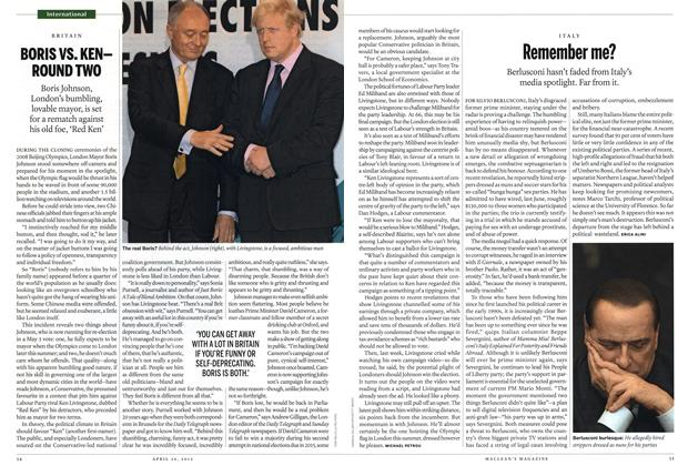 Article Preview: BORIS VS. KEN-ROUND TWO, April 2012 | Maclean's