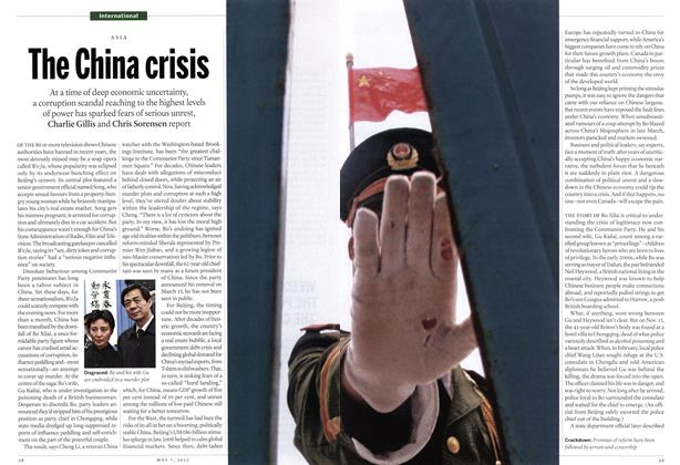 Article Preview: The China crisis, May 2012 | Maclean's
