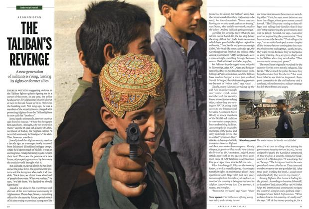 Article Preview: THE TALIBAN'S REVENGE, MAY 14,2012 2012 | Maclean's
