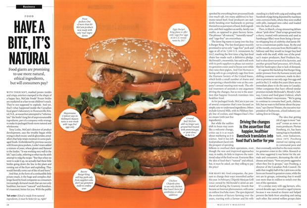 Article Preview: HAVE A BITE, IT'S NATURAL, MAY 14,2012 2012 | Maclean's