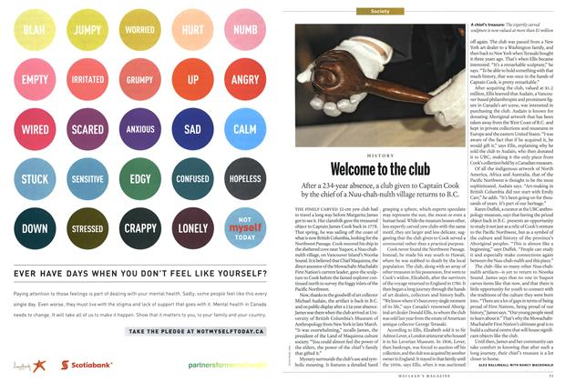 Article Preview: Welcome to the club, MAY 14,2012 2012 | Maclean's