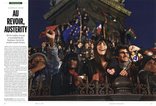 Article Preview: AU REVOIR, AUSTERITY, MAY 21,2012 2012 | Maclean's