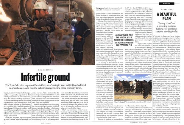 Article Preview: Infertile ground, MAY 21,2012 2012 | Maclean's