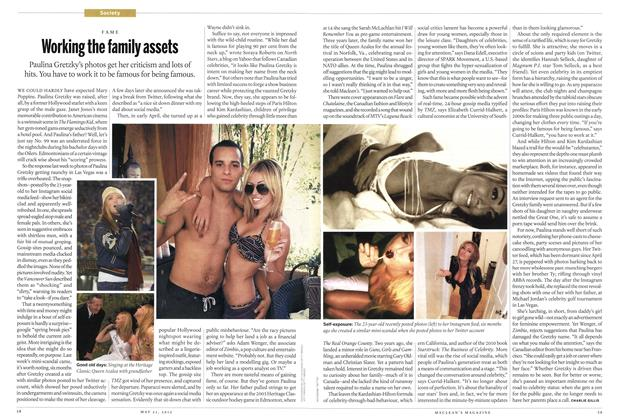 Article Preview: Working the family assets, MAY 21,2012 2012 | Maclean's