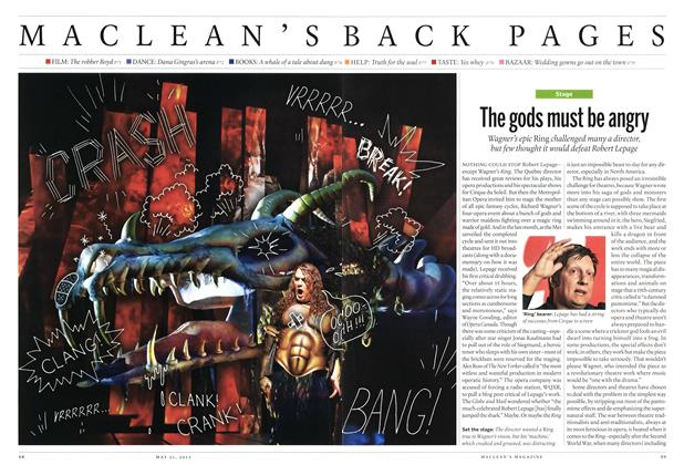 Article Preview: The gods must be angry, MAY 21,2012 2012 | Maclean's