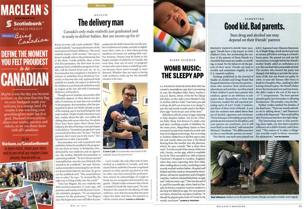 Article Preview: Good kid. Bad parents., May 2012 | Maclean's