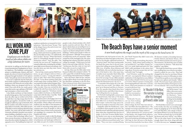 Article Preview: The Beach Boys have a senior moment, May 2012 | Maclean's