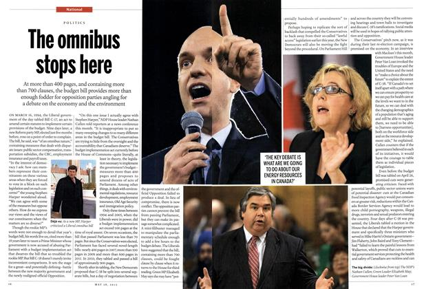 Article Preview: The omnibus stops here, May 2012 | Maclean's