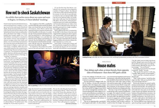 Article Preview: House mates, June 2012 | Maclean's