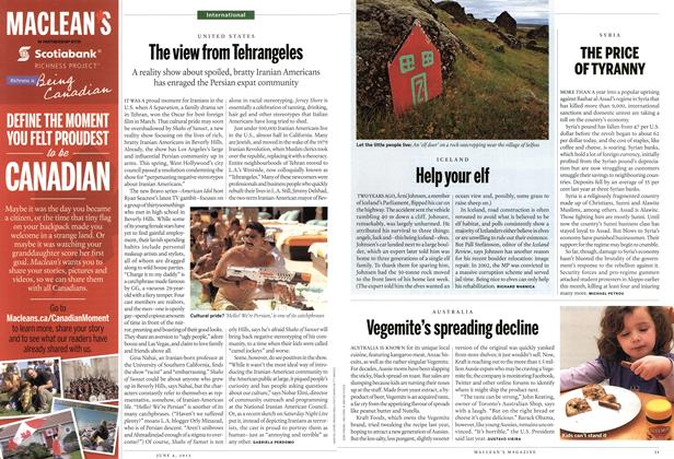 Article Preview: Vegemite's spreading decline, June 2012 | Maclean's
