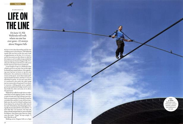 Article Preview: LIFE ON THE LINE, June 2012 | Maclean's