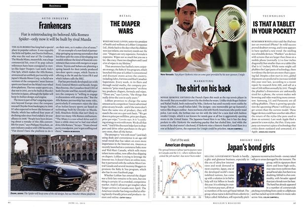 Article Preview: Frankencars, June 2012 | Maclean's