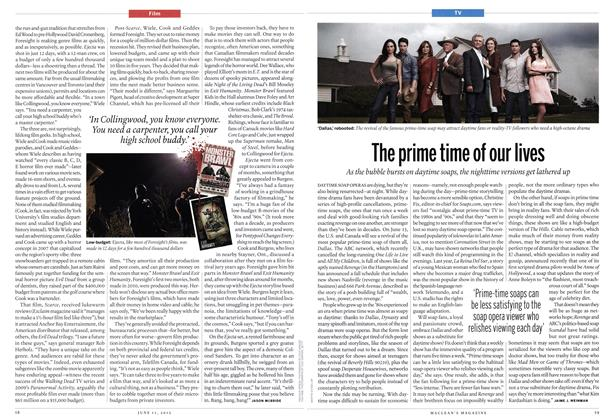 Article Preview: The prime time of our lives, June 2012 | Maclean's