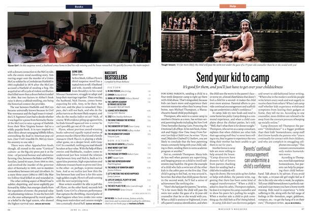 Article Preview: MACLEAN'S BESTSELLERS, June 2012 | Maclean's