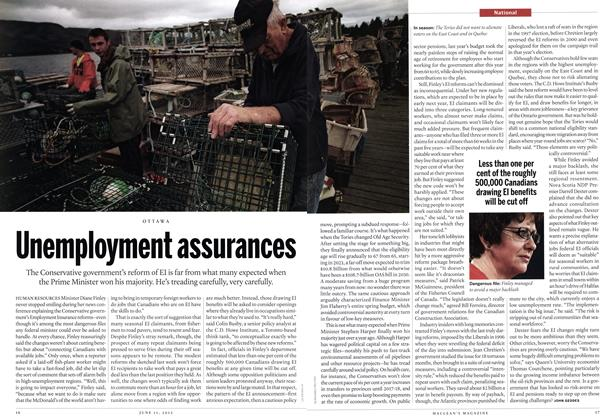 Article Preview: Unemployment assurances, June 2012 | Maclean's