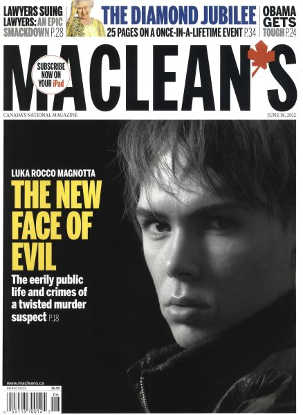 Issue: - June 2012 | Maclean's