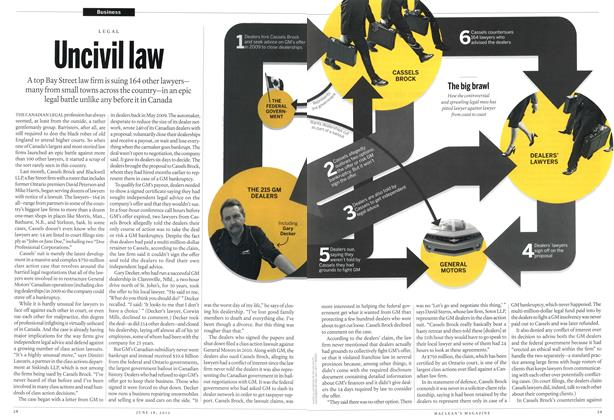 Article Preview: Uncivil law, June 2012 | Maclean's