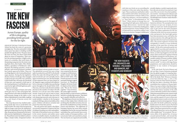 Article Preview: THE NEW FASCISM, June 2012 | Maclean's