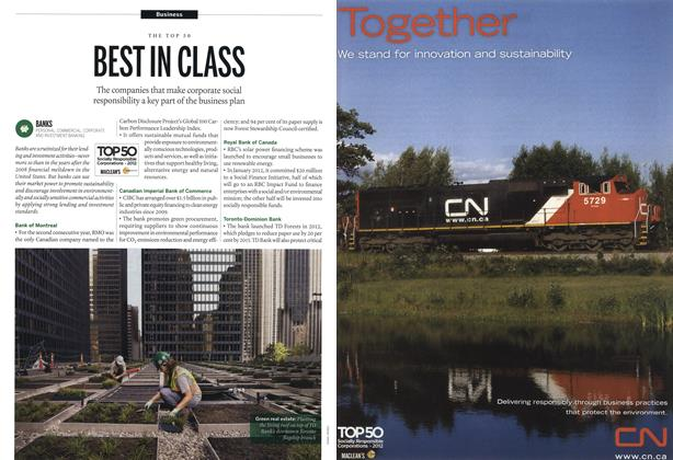 Article Preview: BEST IN CLASS, June 2012 | Maclean's