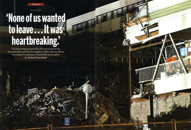 Article Preview: 'None of us wanted to leave...It was heartbreaking.', July 2012   Maclean's