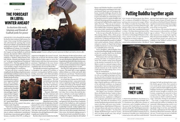 Article Preview: BUT IKE, THEY LIKE, July 2012 | Maclean's