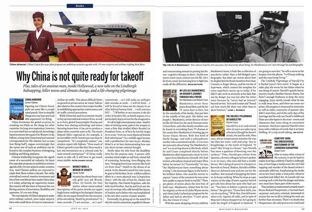 Article Preview: Why China is not quite ready for takeoff, July 2012 | Maclean's