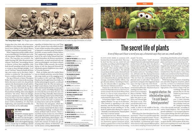 Article Preview: THE THING ABOUTTHUGS Tabish Khair, July 2012 | Maclean's