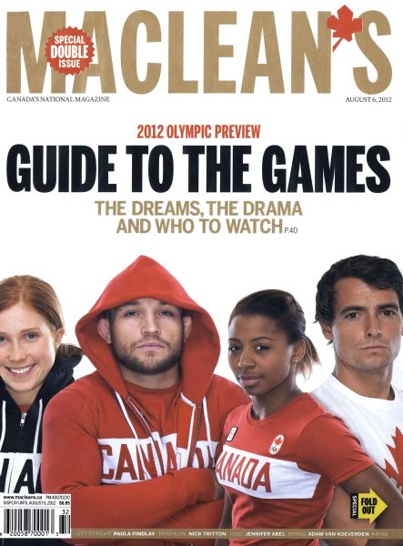 Issue: - August 2012 | Maclean's