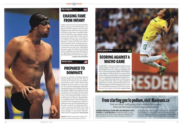Article Preview: PREPARED TO DOMINATE, August 2012 | Maclean's