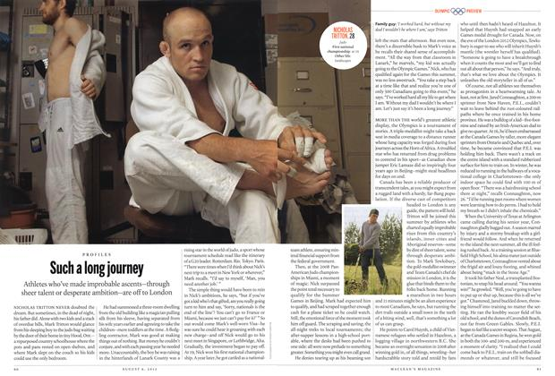 Article Preview: Such a long journey, August 2012 | Maclean's