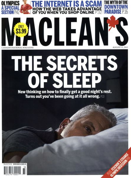 Issue: - AUGUST 13,2012 | Maclean's