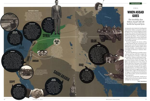 Article Preview: WHEN ASSAD GOES, AUGUST 13,2012 2012 | Maclean's