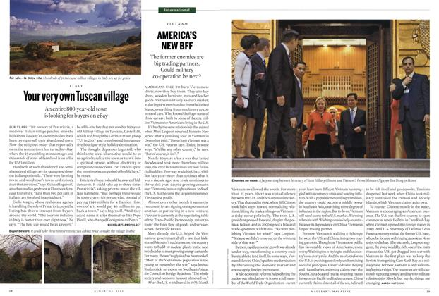 Article Preview: AMERICA'S NEW BFF, AUGUST 13,2012 2012 | Maclean's