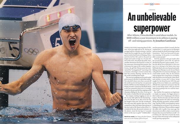Article Preview: An unbelievable superpower, AUGUST 13,2012 2012 | Maclean's