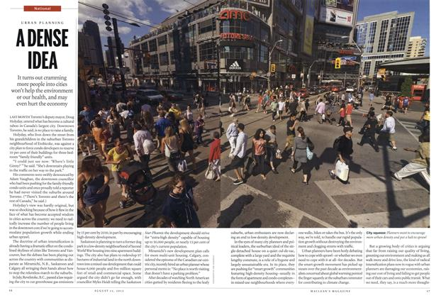 Article Preview: A DENSE IDEA, AUGUST 13,2012 2012 | Maclean's