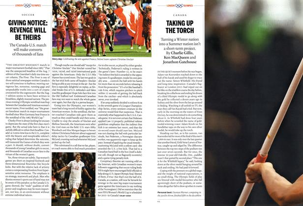 Article Preview: TAKING UP THE TORCH, SEPT. 3, 2012 2012 | Maclean's