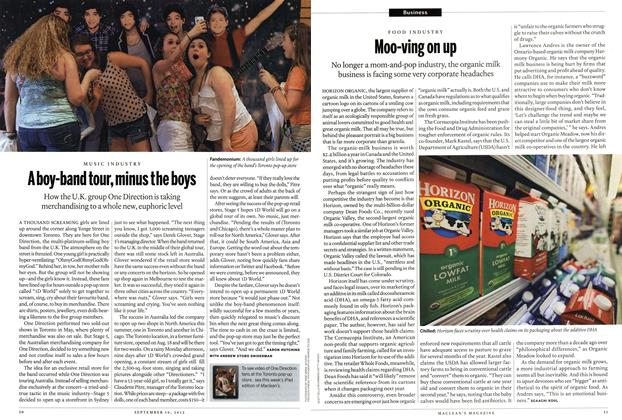 Article Preview: Moo-ving on up, SEPT. 10, 2012 2012 | Maclean's