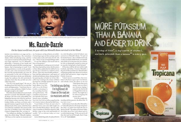 Article Preview: Ms. Razzle-Dazzle, SEPT. 10, 2012 2012 | Maclean's