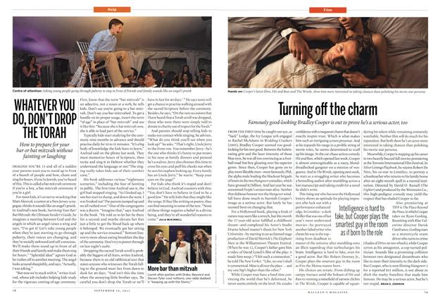 Article Preview: Turning off the charm, SEPT. 10, 2012 2012 | Maclean's