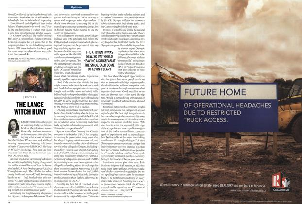 Article Preview: THE LANCE WITCH HUNT, SEPT. 10, 2012 2012 | Maclean's