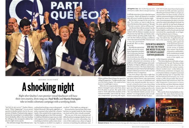 Article Preview: A shocking night, SEPT. 17, 2012 2012 | Maclean's