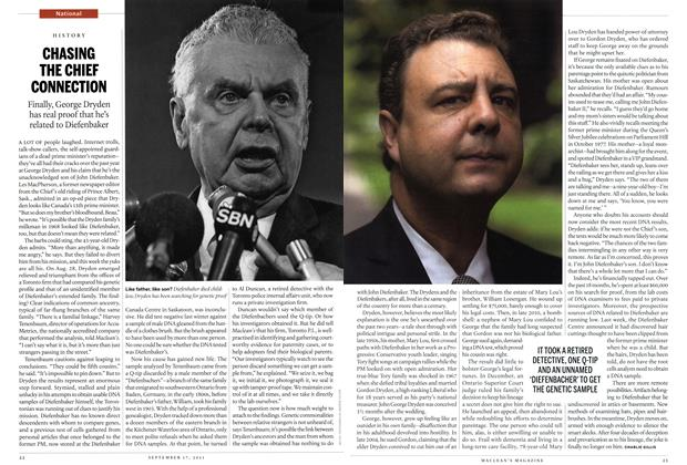 Article Preview: CHASING THE CHIEF CONNECTION, SEPT. 17, 2012 2012 | Maclean's