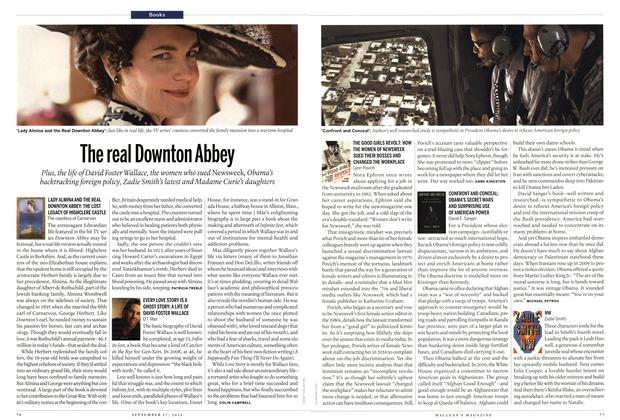 Article Preview: The real Downton Abbey, SEPT. 17, 2012 2012 | Maclean's