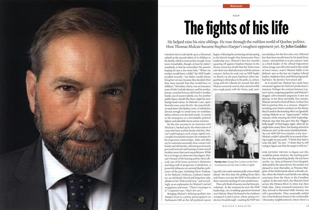 Article Preview: The fights of his life, SEPT. 24th 2012 | Maclean's