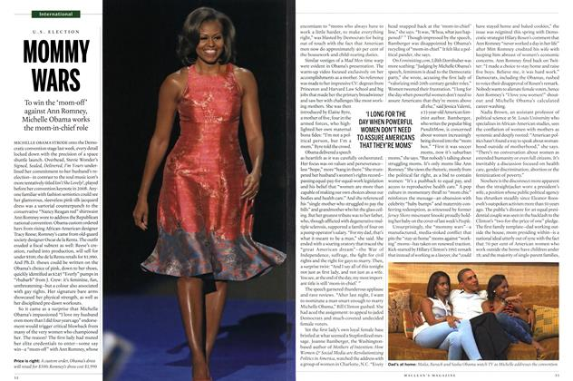 Article Preview: MOMMY WARS, SEPT. 24th 2012 | Maclean's